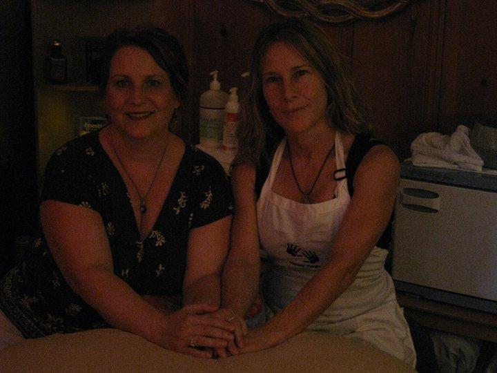 Davina Edmonson and Mary Beth Jensen,CMT